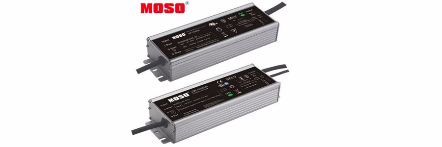 MOSO introduces a full range of programmable LED drivers with high reliability